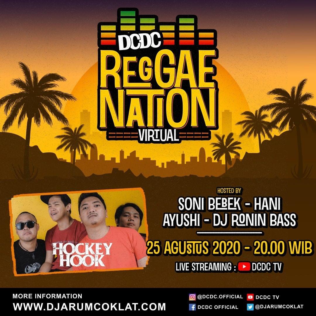 Reggae Nation Virtual - Hockey Hook