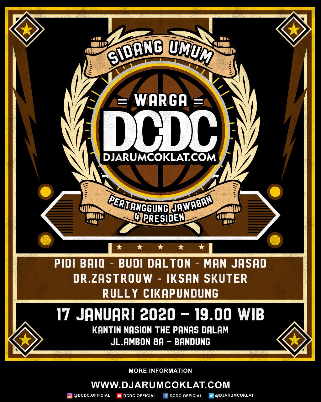 Sidang Umum Warga DCDC