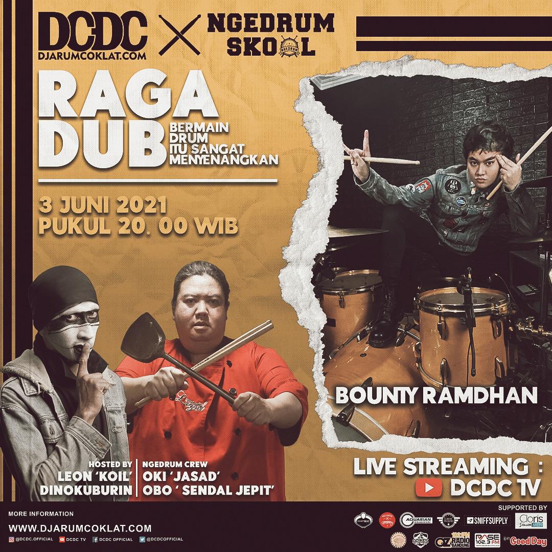 RAGADUB - Bounty Ramdhan