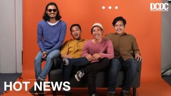 """Kapal Udara Sajikan """"Rumah Teman"""" Sambut Album Barunya"""