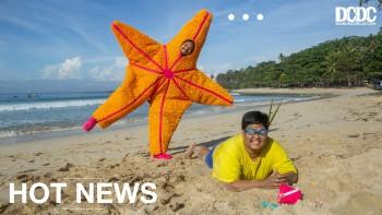 """Irama Pantai Selatan Ajak Bervakansi Lewat Video Musik """"Bintang Laut"""""""