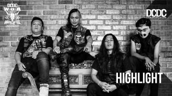 Perwakilan dari Kota Sukabumi untuk Wacken Metal Battle Indonesia 2018, Angel of Death!