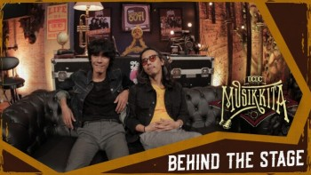 BEHIND THE STAGE: MONKEY TO MILLIONAIRE X MORSCODE