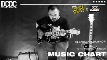 DCDC Music Chart - #3rd Week of September 2020