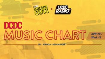 DCDC Music Chart - #3rd Week of April 2020