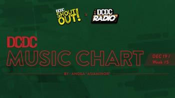 DCDC Music Chart - #5th Week of Desember 2019