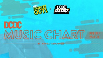 DCDC Music Chart - #2nd Week of Februari 2020