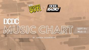 DCDC Music Chart - #2nd Week of September 2019