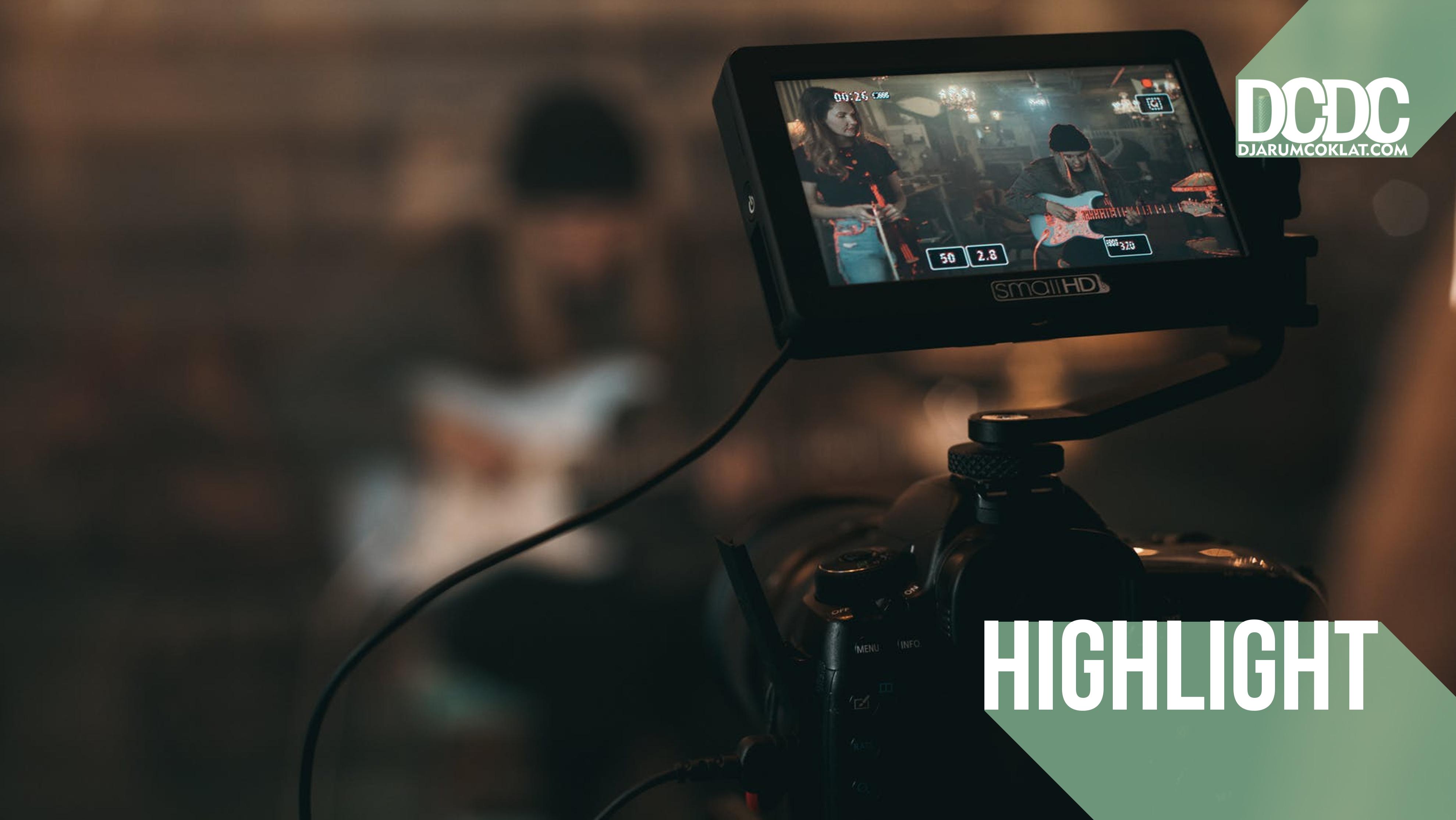 Lima Video Klip Pilihan Untuk Menemani 'W F H'