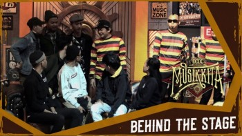 BEHIND THE STAGE:  TIPE X x SKAMMING SUNDAY