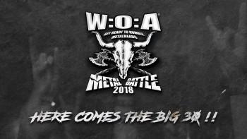 Inilah Daftar 30 Besar Wacken Metal Battle Indonesia 2018!