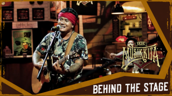 BEHIND THE STAGE : BUDI CILOK x SAPTARASA