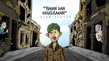 ​Iksan Skuter  - Tuhan Dan Kegelisahan Official Lyric Video