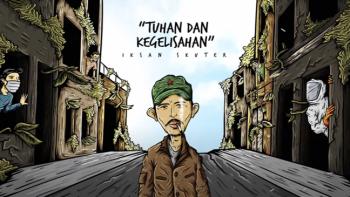 Iksan Skuter  - Tuhan Dan Kegelisahan Official Lyric Video