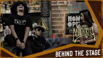 BEHIND THE STAGE:  PARAHYENA X ONCOM HIDEUNG