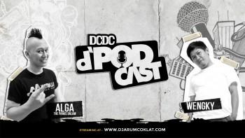 DCDC D'Podcast : CERITA IMAM PROJECT HAMBALANG MENJADI PENYIAR