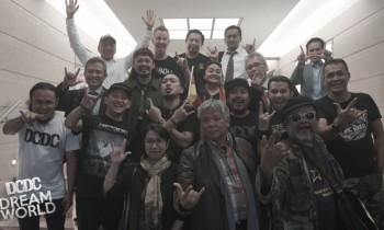 Jurnal Perjalanan: 1 Agustus 2017, Beside Memijakkan Kaki di Tanah Tujuan Metalheads Dunia