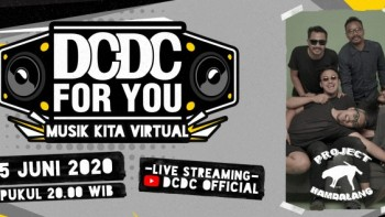 DCDC MUSIKKITA VIRTUAL EPS. 1 - PROJECT HAMBALANG