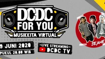 DCDC MUSIK KITA VIRTUAL EPS. 2 - JEANE BAND