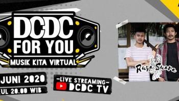 DCDC MUSIK KITA VIRTUAL EPS. 3 - RUSA SUARA