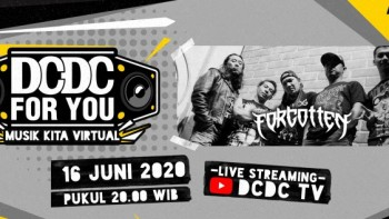 DCDC MUSIKKITA VIRTUAL EPS. 4 - FORGOTTEN