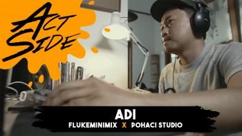 Adi (Flukeminimix x Pohaci Studio)