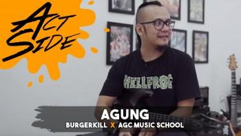 Agung (Burgerkill x AGC Music School)