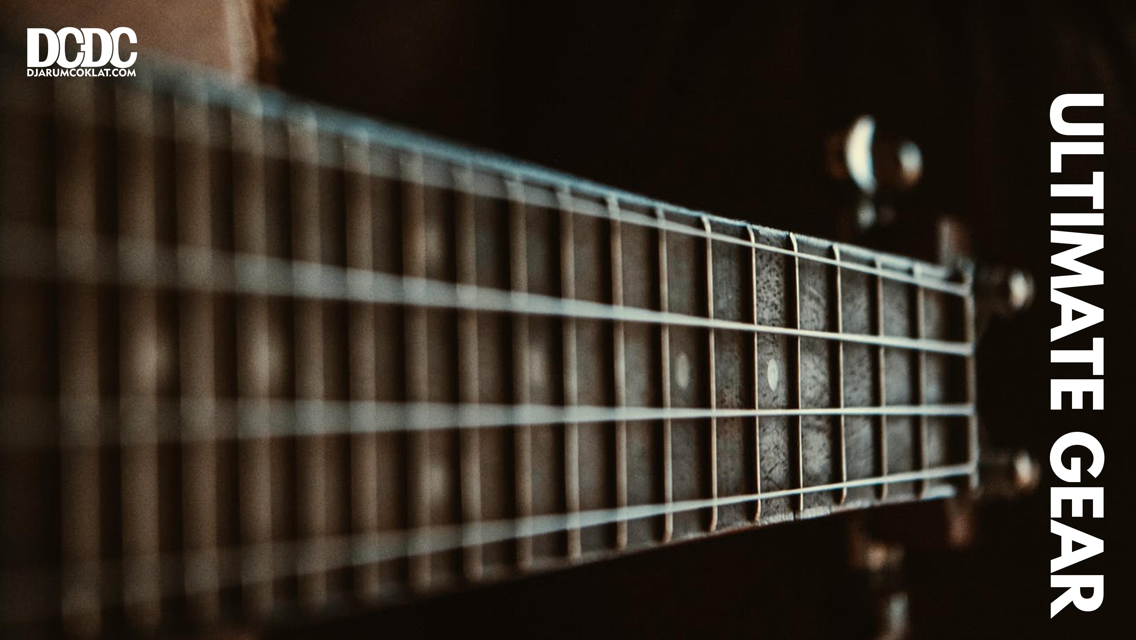 Perang Gitar 'Si Garang' dan 'Si Renyah'