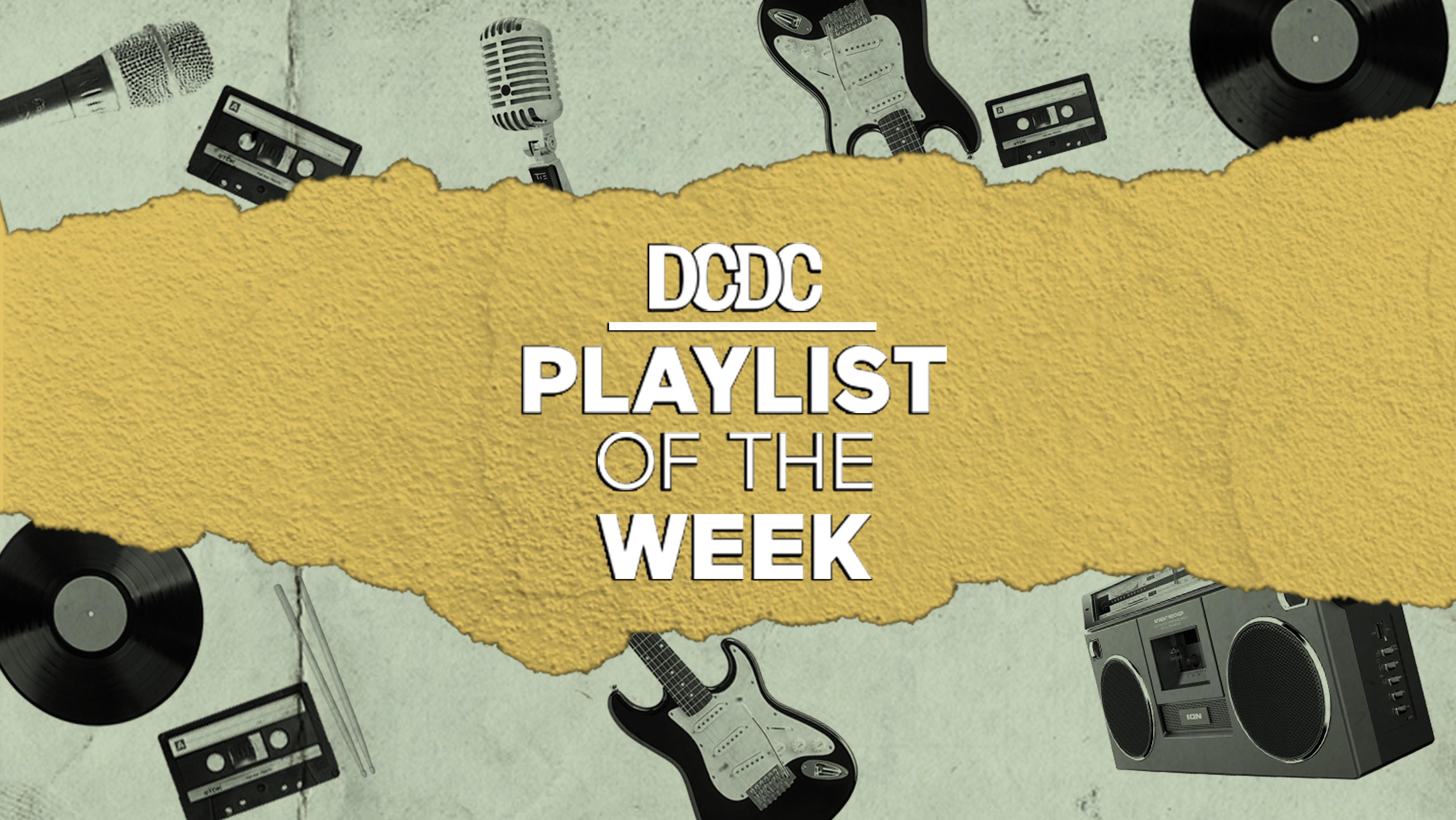 Playlist Of The Week (13 - 17 Juli 2020)