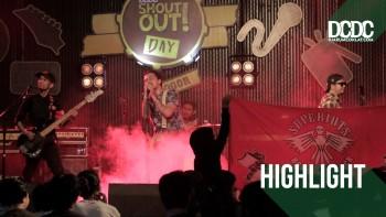 DCDC ShoutOut! Day Bogor, Kota dengan