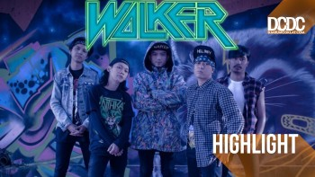 Thrash Melengking di Album Mini Walker: 'Thrash To The Future'