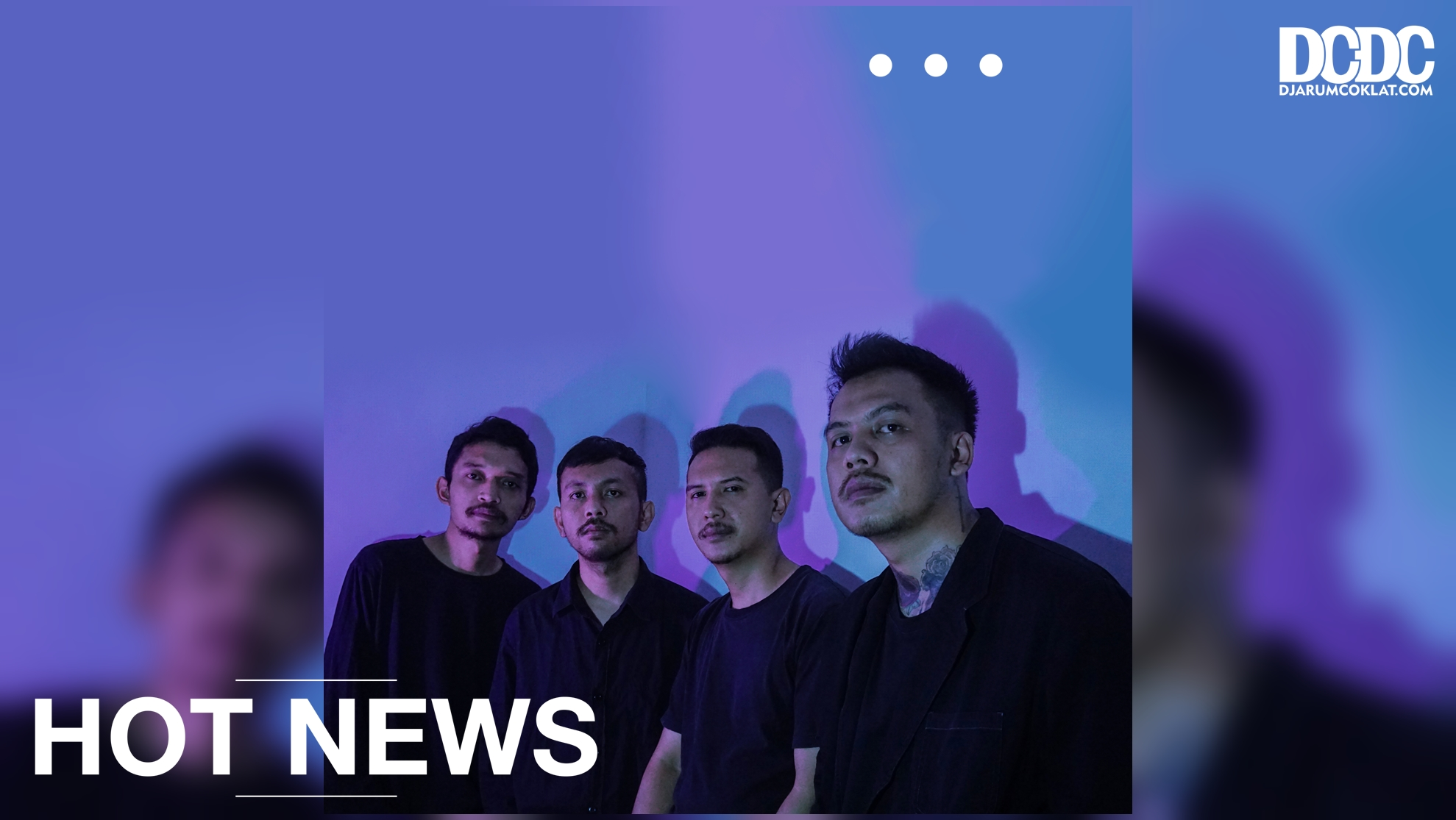 Octopus, Si Gurita Rock yang Albumnya Terganjal Pandemi Akhirnya Rilis EP 'Melodramatic'