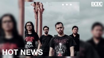 """Letupan Kengerian Jelang Album Perdana, Taruk Sebar Single """"Mencekam"""""""