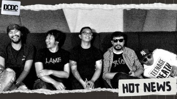 LaMunai Records Rilis Kembali Album Usang Teenage Death Star