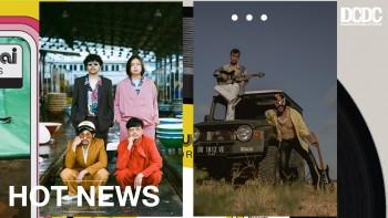 The Panturas VS Sundancer; Bawakan Lagu Berbahasa Daerah dalam Satu Piringan Hitam