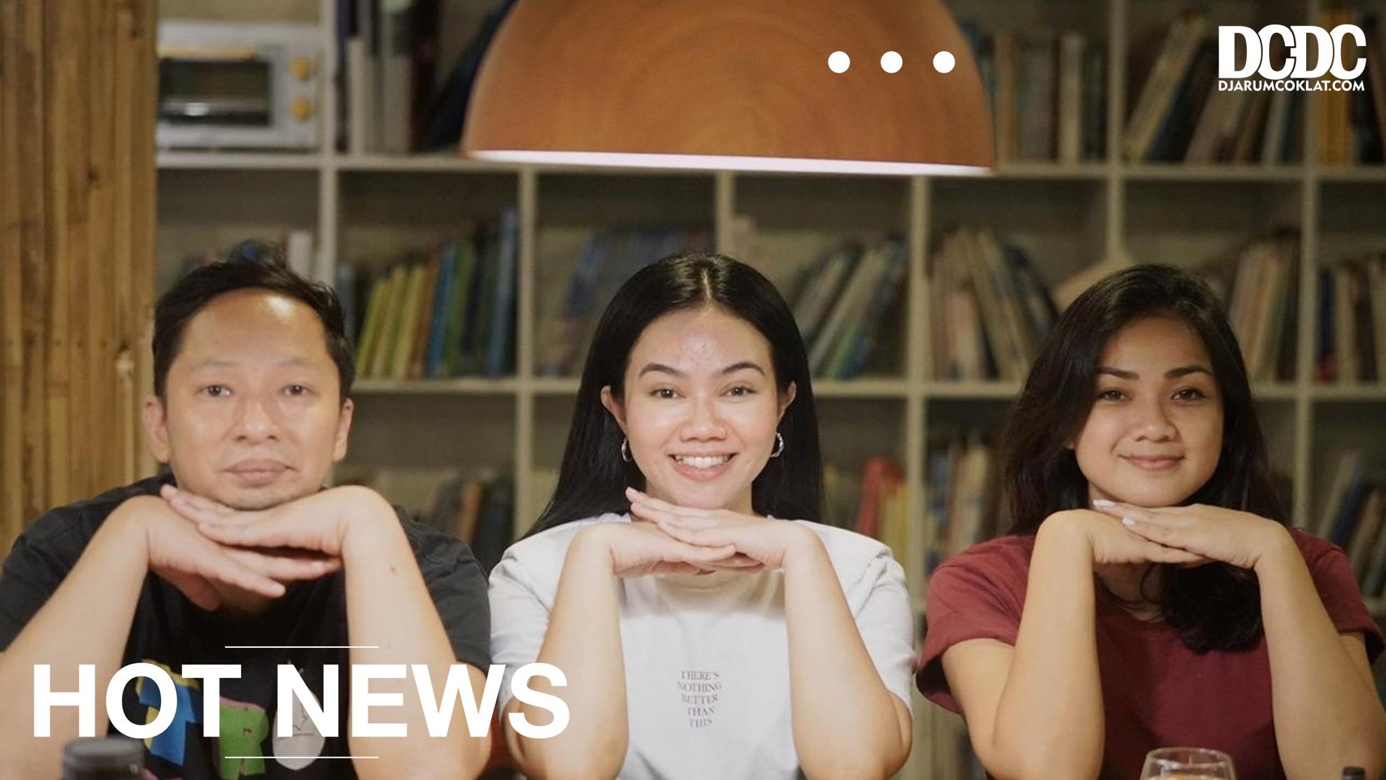 """Yura Yunita Rilis Film Pendek """"Tenang"""" yang Gemerlap Bintang Besar"""