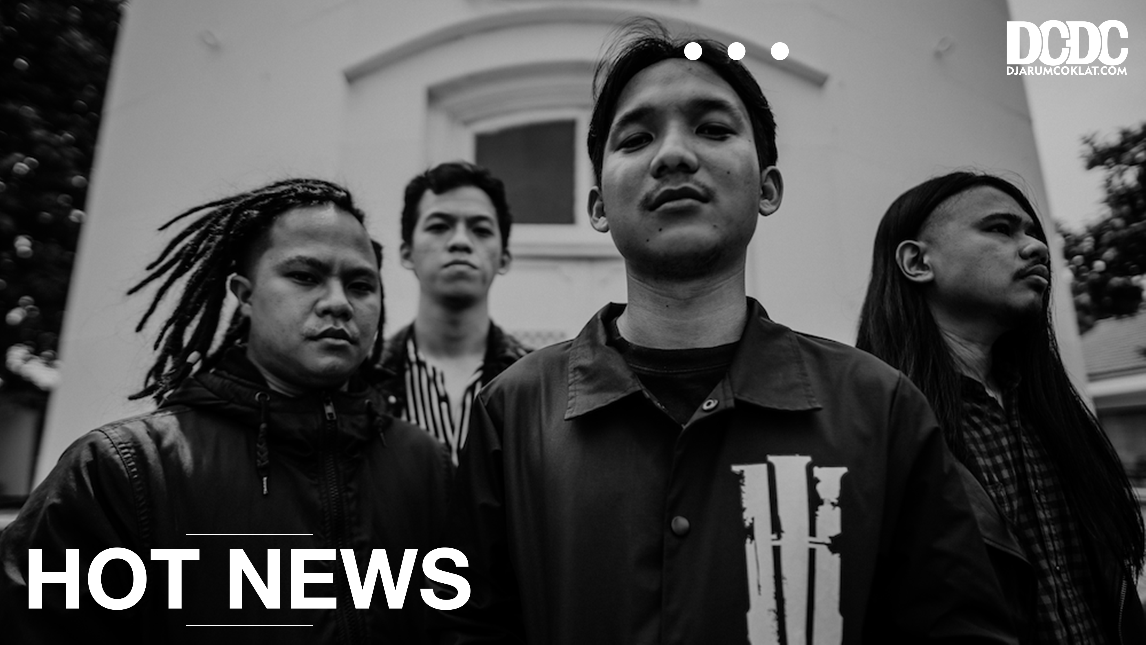 'Squalor' : Mencoba Merangkum Derita Dalam Debut Album Holykillers