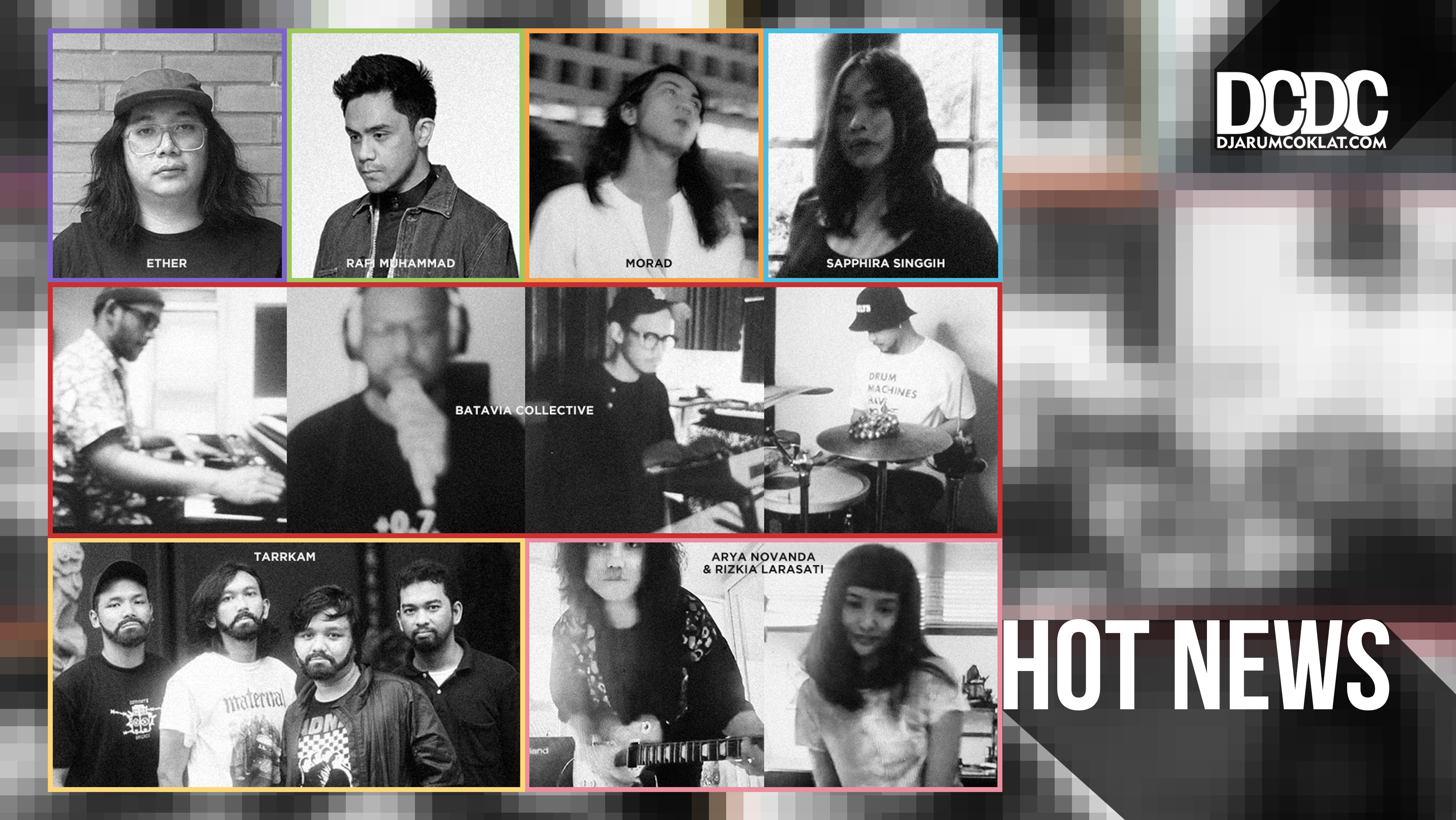 Ulang Tahun Ke-5, Berita Angkasa Rilis Album Kompilasi 'Adiksi Adaptasi'