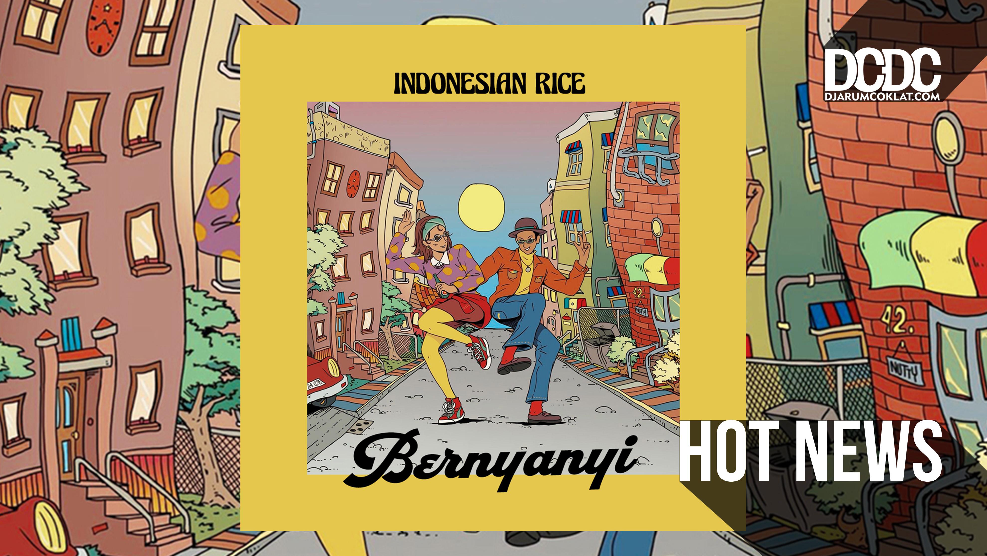 """Konsisten di Musik Reggae, Indonesian Rice Menghentak Pelan dengan """"Bernyanyi"""""""