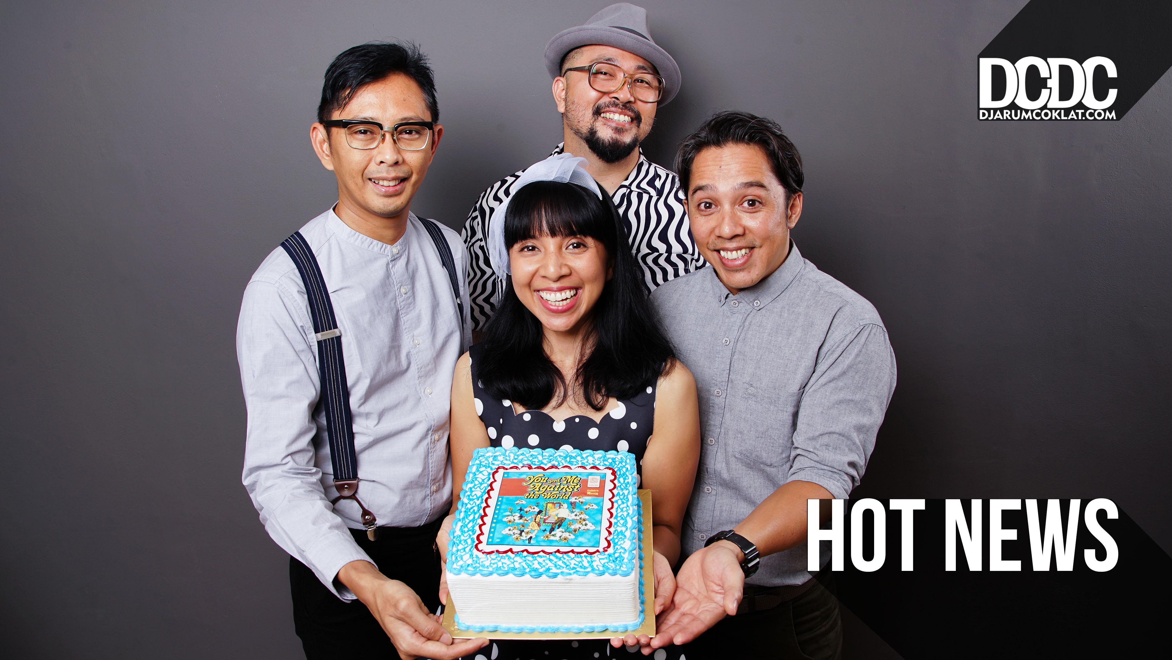 Rayakan 20 Tahun, Sembilan Band dan Musisi Gubah Ulang Lagu Mocca