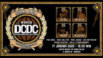 Sidang Umum Warga DCDC dan Laporan Pertanggungjawaban 4 Presiden