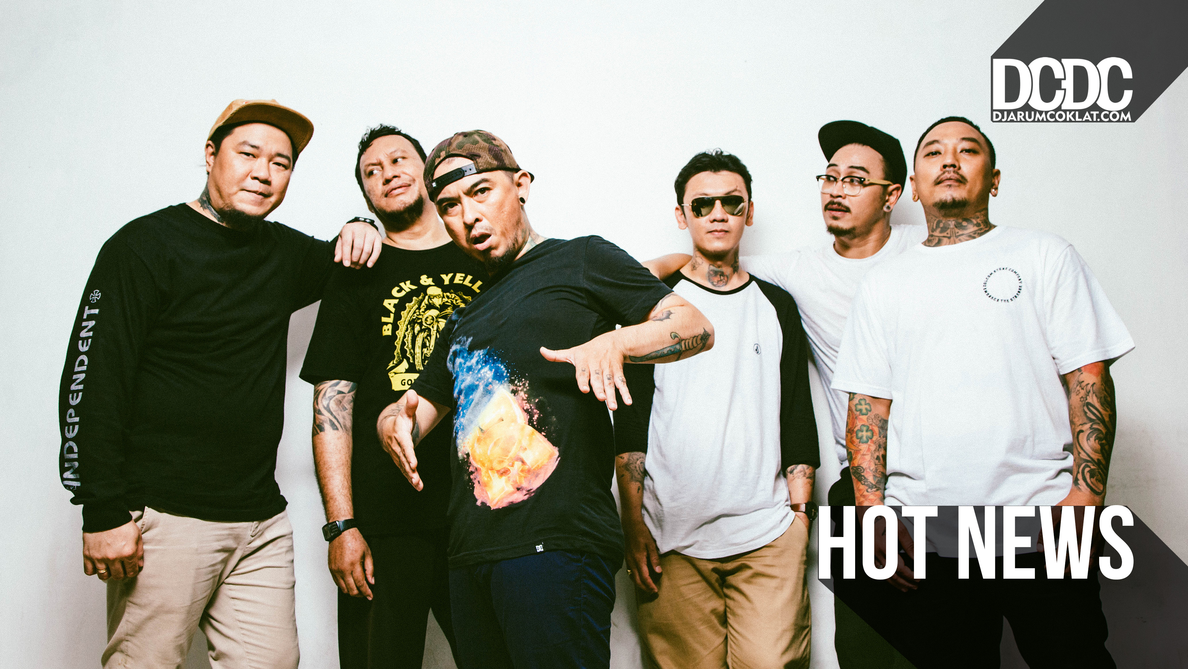 Rayakan 17 Tahun,  St. Loco Gelar Konser dan Libatkan Gerombolan Rap Rock Indonesia