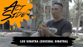 ACT SIDE: LEO SINATRA x SAINT LUKAS COMPANY