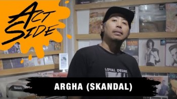 ACTSIDE: ARGHA SKANDAL x JOURNEY COFFEE AND RECORDS