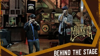 BEHIND THE STAGE: SAINT LOCO x RAJA LANGIT