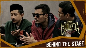 BEHIND THE STAGE: KARNATRA x THE COLLEAGUES