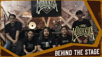 BEHIND THE STAGE: MY BELOVED ENEMY x MESSIAS