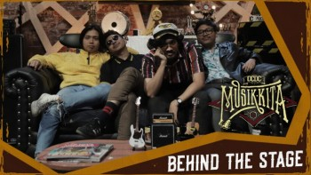 BEHIND THE STAGE : THE PANTURAS X ERRATIC MOODY