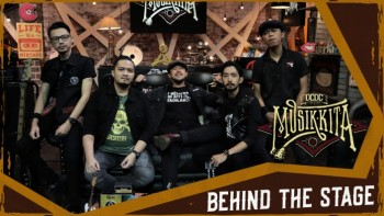 BEHIND THE STAGE: REBELLION ROSE X HLMN