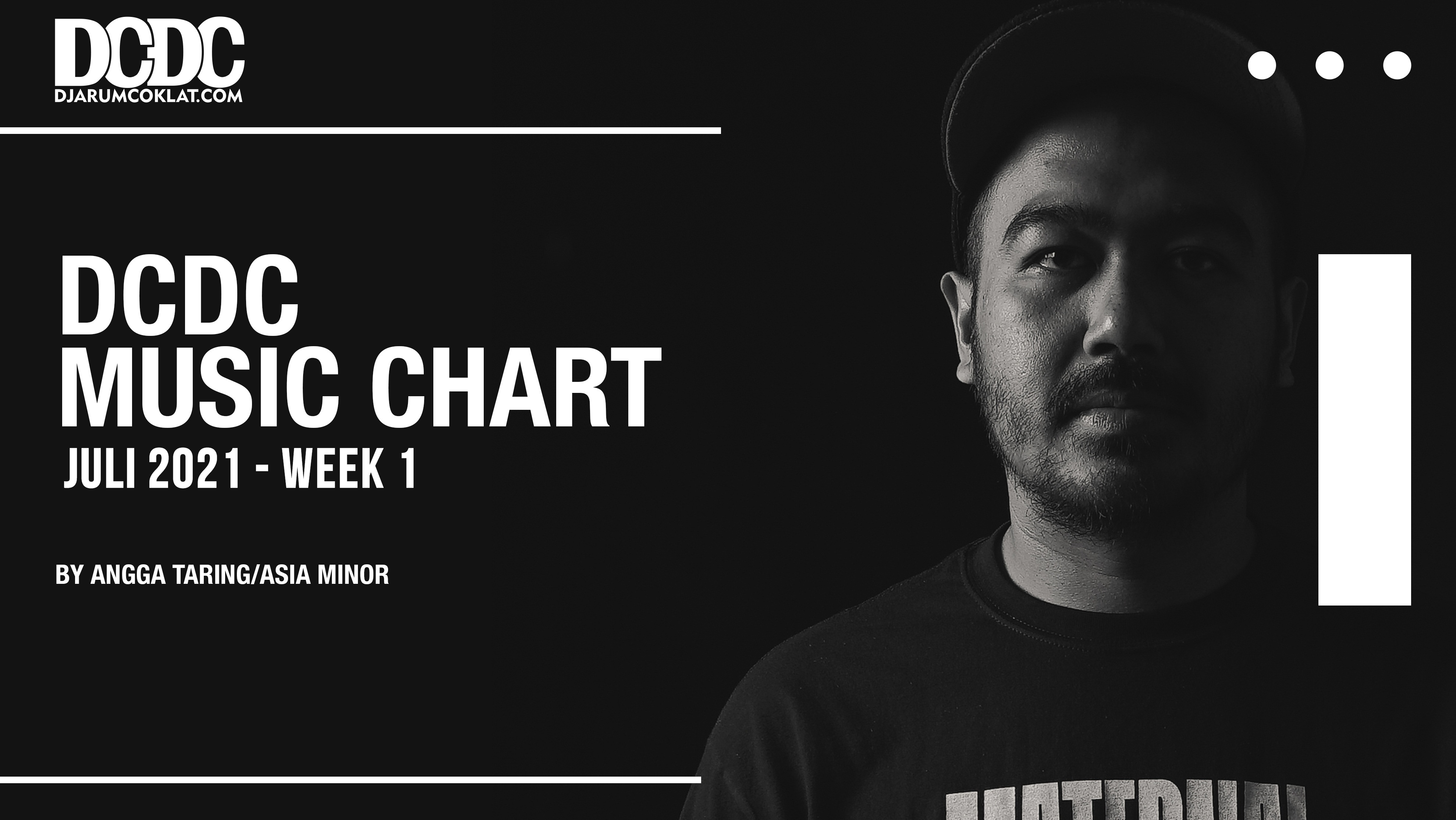 DCDC Music Chart - #1st Week of July 2021